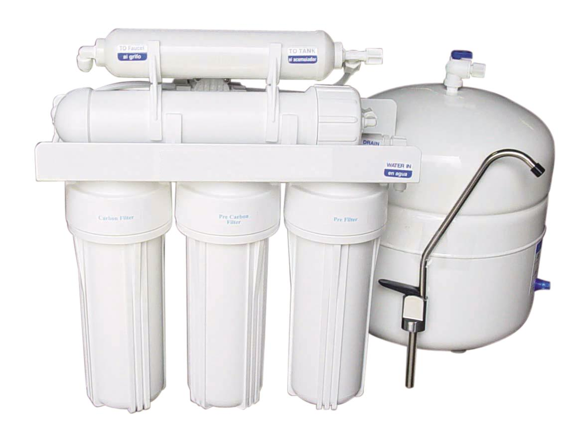 How does Rev... Reverse Osmosis Water Systems