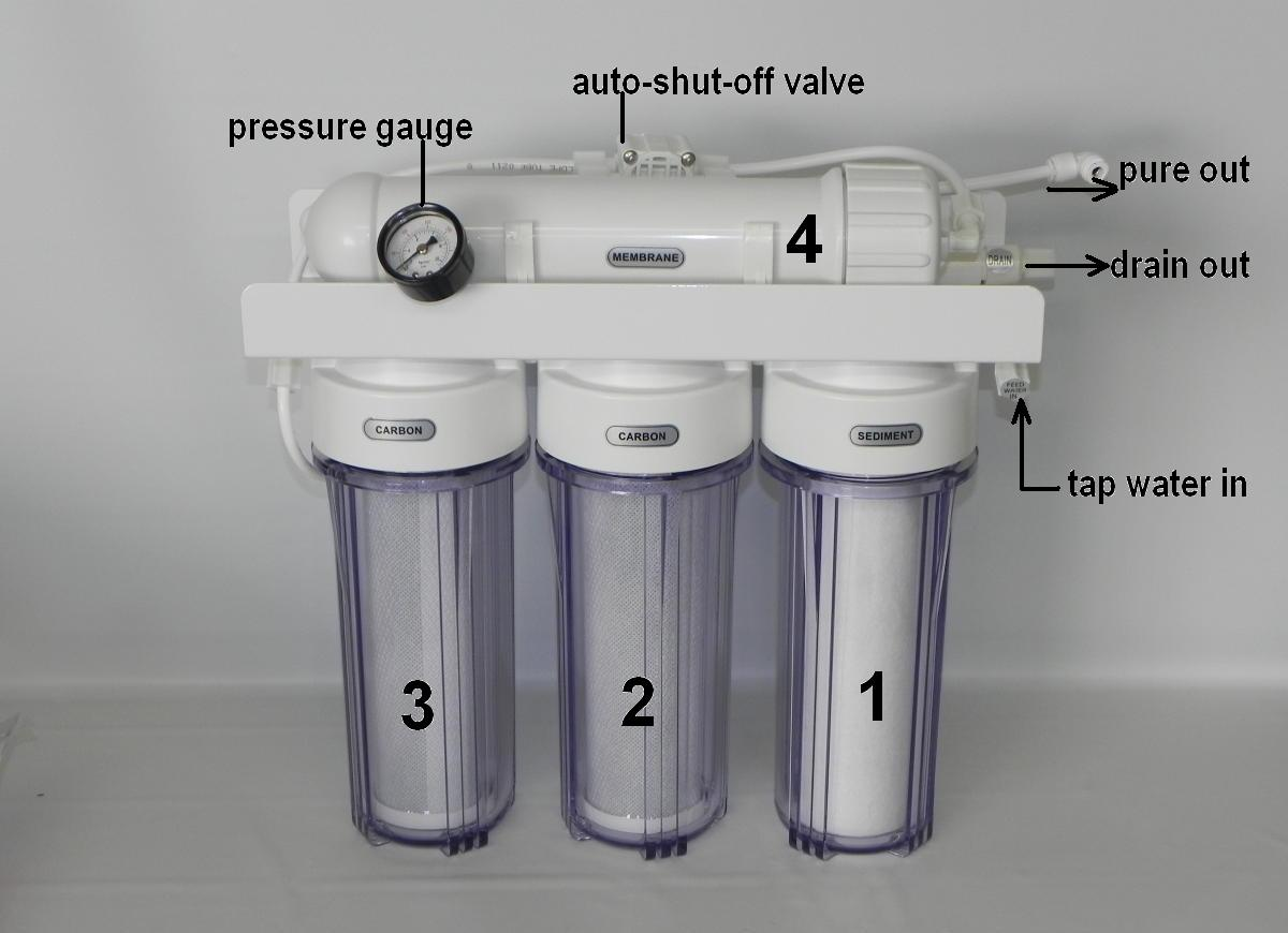 Watergeneral Aquarium Water Purification Systems